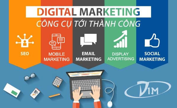 Marketing Online và marketing truyền thóng